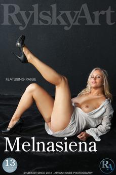 Melnasiena