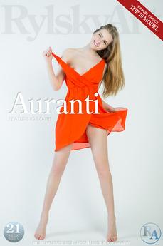 RylskyArt - Marit - Auranti by Rylsky
