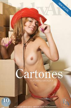 RylskyArt - Natalia B - Cartones by Rylsky