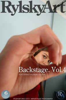 Rylsky Art Backstage. Vol.4 Freya & Itna & Katia Mau & Martina & Mia & Quinn