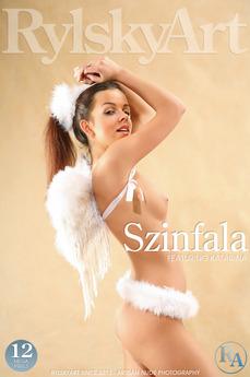 Szinfala