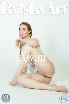 RylskyArt - Stephanie - Awan by Rylsky