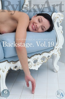 Backstage. Vol.19