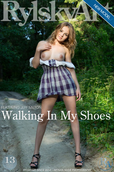 Rylsky Art Walking In My Shoes Jeff Milton