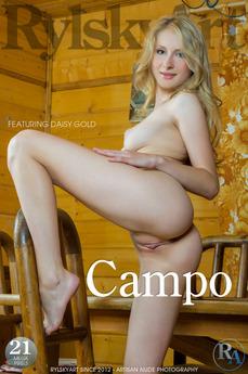 RylskyArt - Daisy Gold - Campo by Rylsky