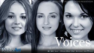 Rylsky Art Voices Jeff Milton & Vittoria Amada & Yvonne