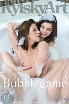 Rylsky Art Bubblegame Halley & Kira Joy