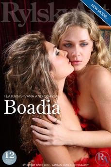 RylskyArt - Ivana & Onaysa - Boadia by Rylsky