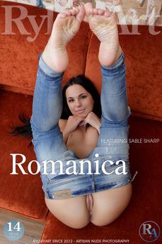 RylskyArt - Sable Sharp - Romanica by Rylsky