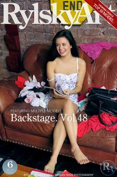 Backstage. Vol.48