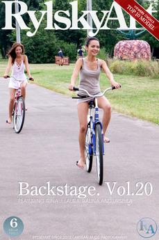 Backstage. Vol.20